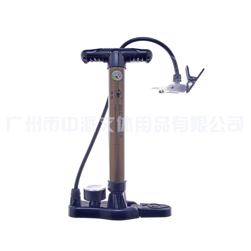 ZP-103 中派电泳带表多功能打气筒 ZHONGPAI 103 Electrophoresis、Alloy pump( With Press Watch)Short